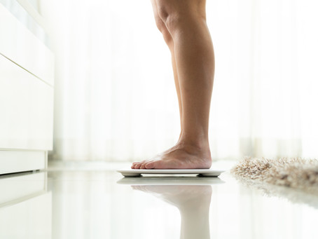 Why you should learn to love the scales in weight loss