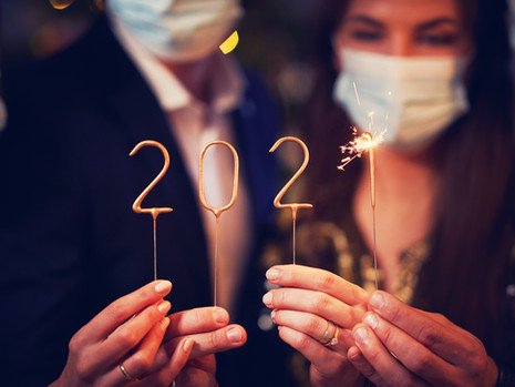 Five New Year's Resolutions For A Stronger 2021
