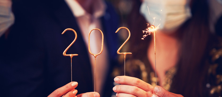 HAPPY NEW YEAR-WE WELCOME 2021!!