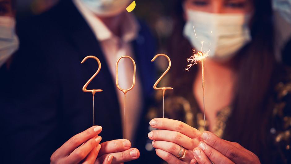 New year, new goals, SMART goals.