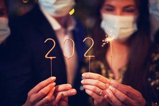 2021 Happy 牛 Year