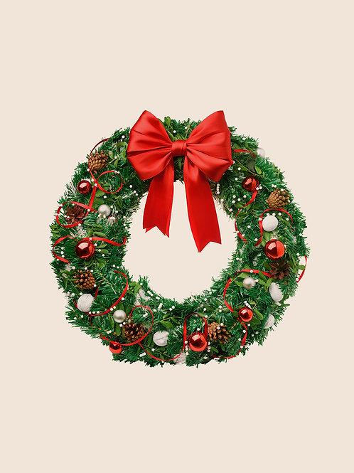 Building Partner Bulk Wreath Pickup