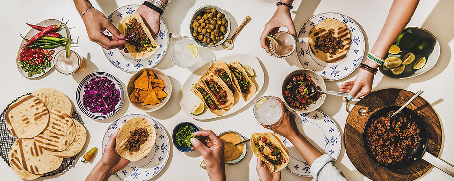 Mexican Taco Dinner