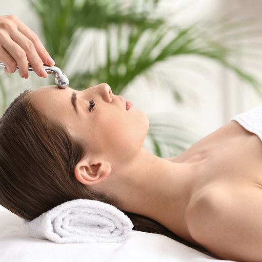 Relax & unwind with a facial treatment