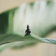 Statue de bouddha - accueil boutique minéraux  Aux esprits zen