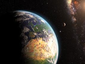 Il paraît que Dieu a mis 7 jours pour créer le monde.
