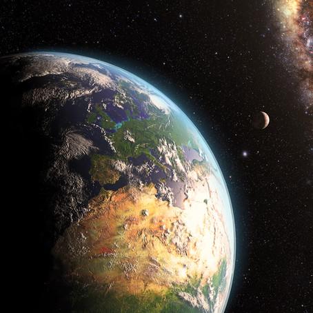 Das karmische Spielfeld - Erde