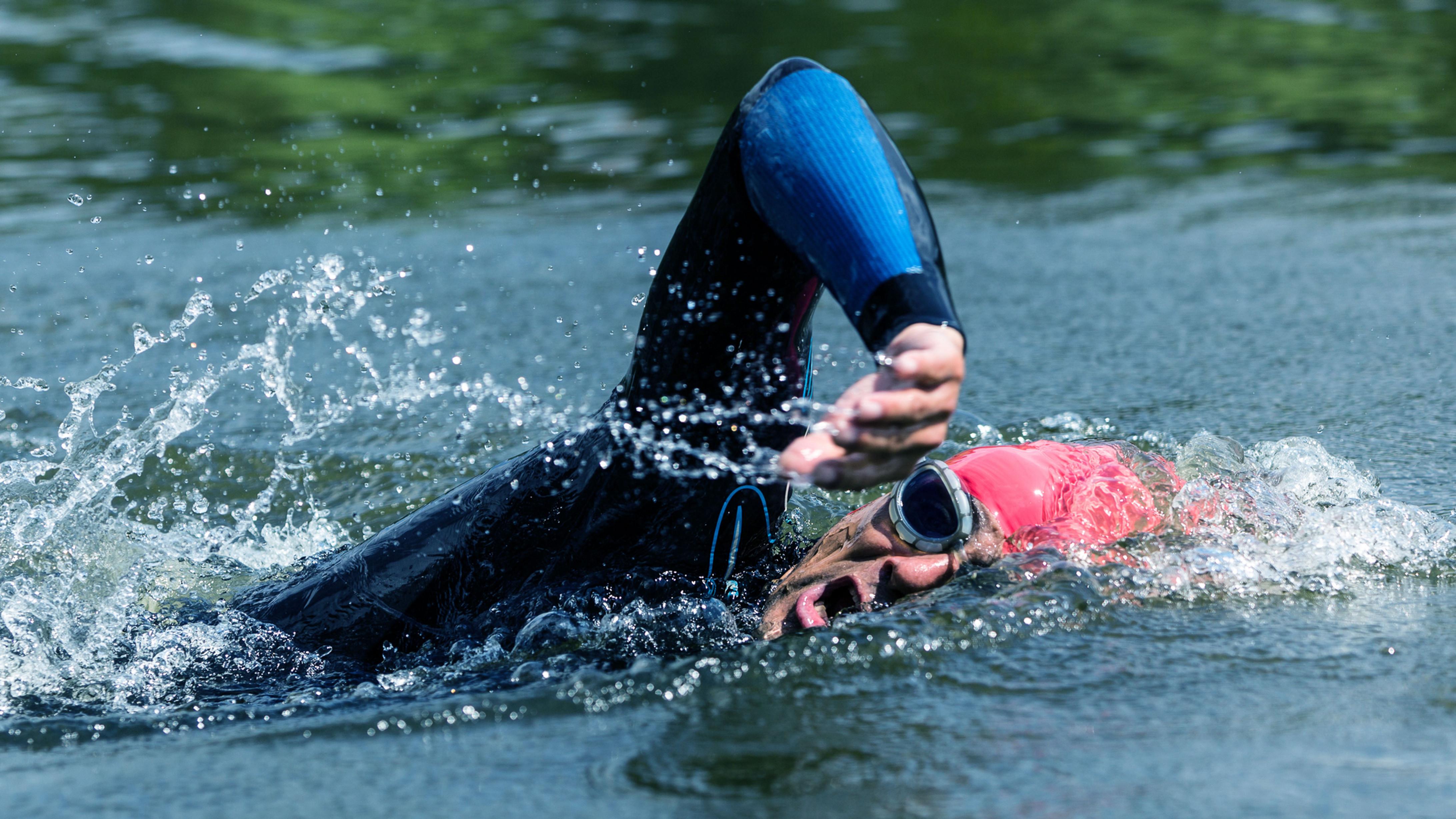 Festival Lough Erne Charity Swim