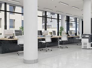 オープンスペースオフィス