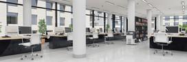 TIC - Open Plan Office Design