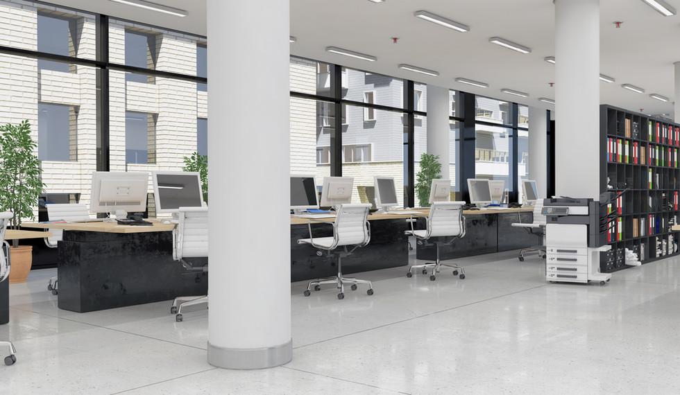 Open Space Office Birmingham