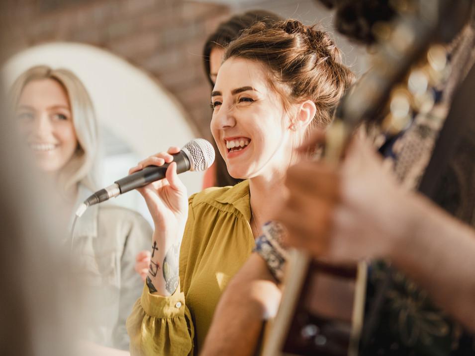 Voice & Singing Lessons