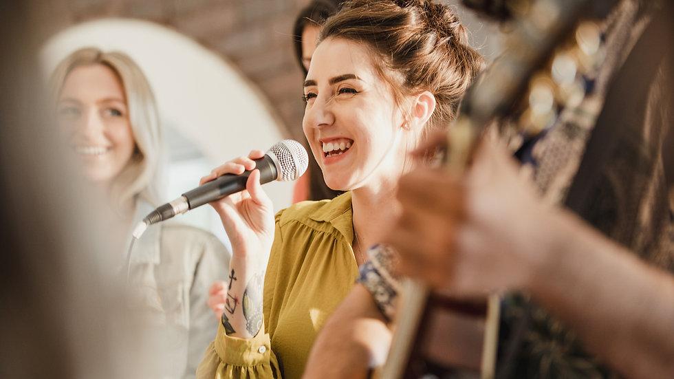 Intro to Singing