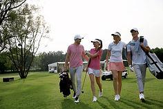 Partenaires de golf