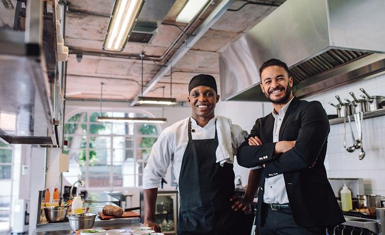 Employés de cuisine