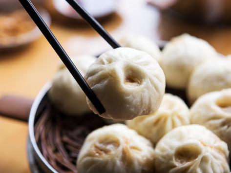 Chinese Dumpling Dough