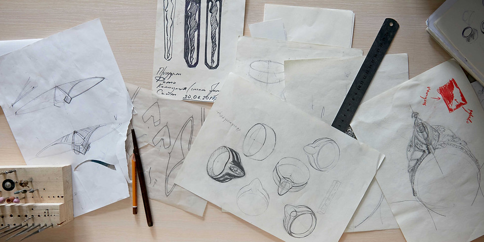 3D + Optical Illusions Drawing Class