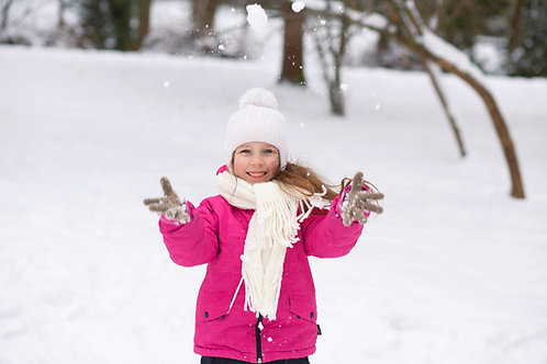 Mini Pop Snowflakes - Thursday