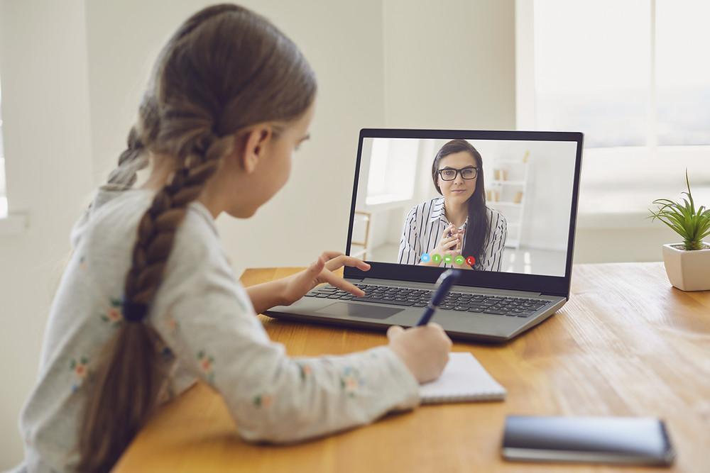 youth club online virtually STEM