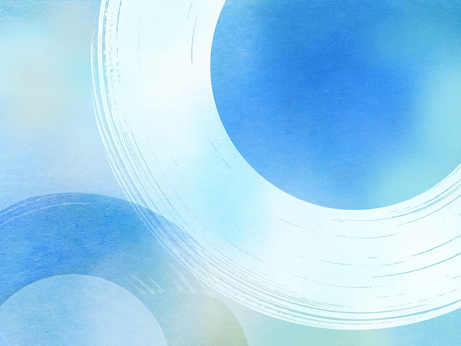 背景-和紙-水色