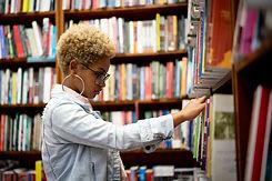 Anotando na biblioteca
