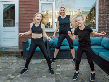 Fitness in the Park - Online at Home