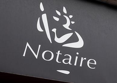 Logo de notaire