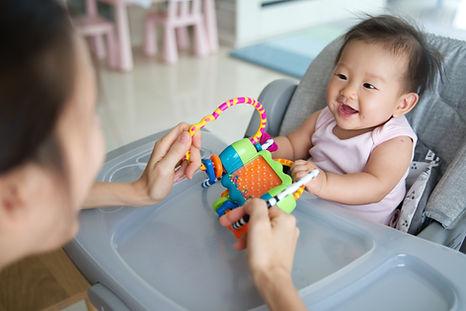 pediatric oral motor deficits