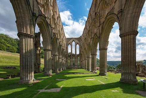 Ruins of Cistercian Abbey