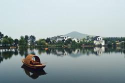 Rural chinese village