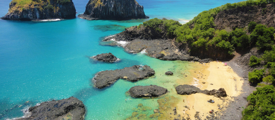 Ampliação da vacinação contra o Covid-19 em Noronha aumenta expectativa do setor de turismo da ilha