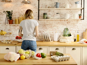 What do Registered Dietitians Always Keep in the Fridge?