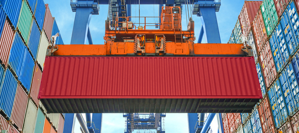 Sea & Overland Containers
