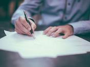 Q.新郎新婦どちらか一方だけがご来場され規約の説明をお受けになりご成約となった場合、ひとまずお一人のみサインをいただくことがあります。お一人のサインの場合「契約成立」はしていないのでしょうか?
