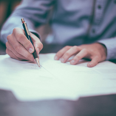 Is Co-Signing a Loan a Wise Move? What About a Biblical Move?