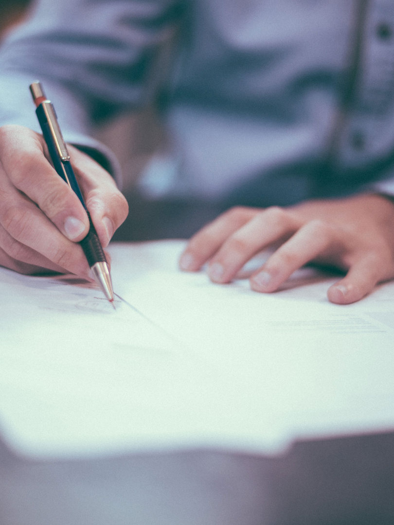 Business Contracts and agreements - call us before signing a contract.