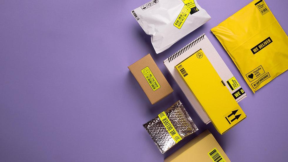 Shipping Small Flat Rate Box