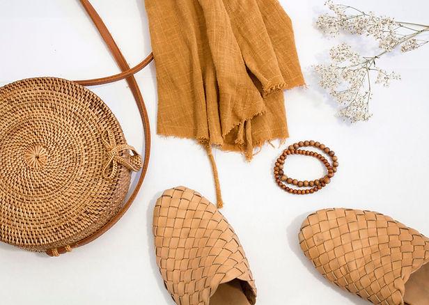 Light Brown Accessories