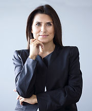 Retrato de mujer de negocios