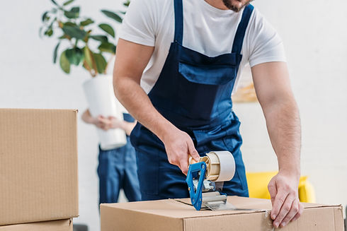 Mover Packing Services
