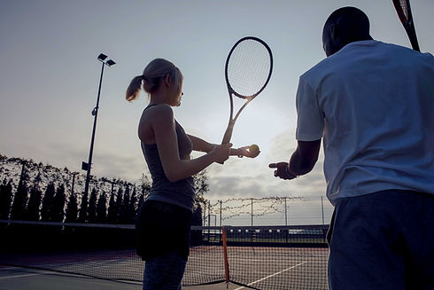adult tennis courses and workshops