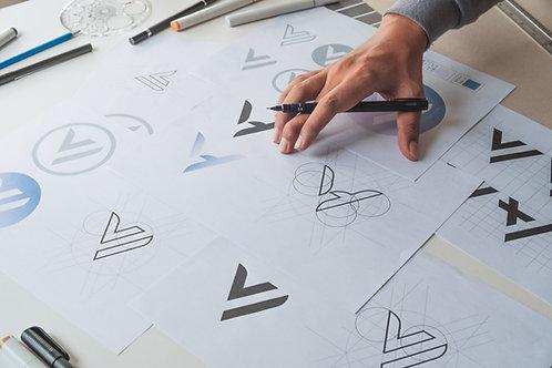 Logo erstellen in Ihren Design zum Festpreis brutto ab: