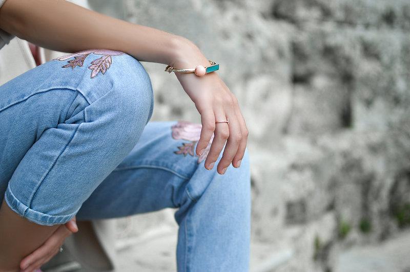 Jeans asombrosos