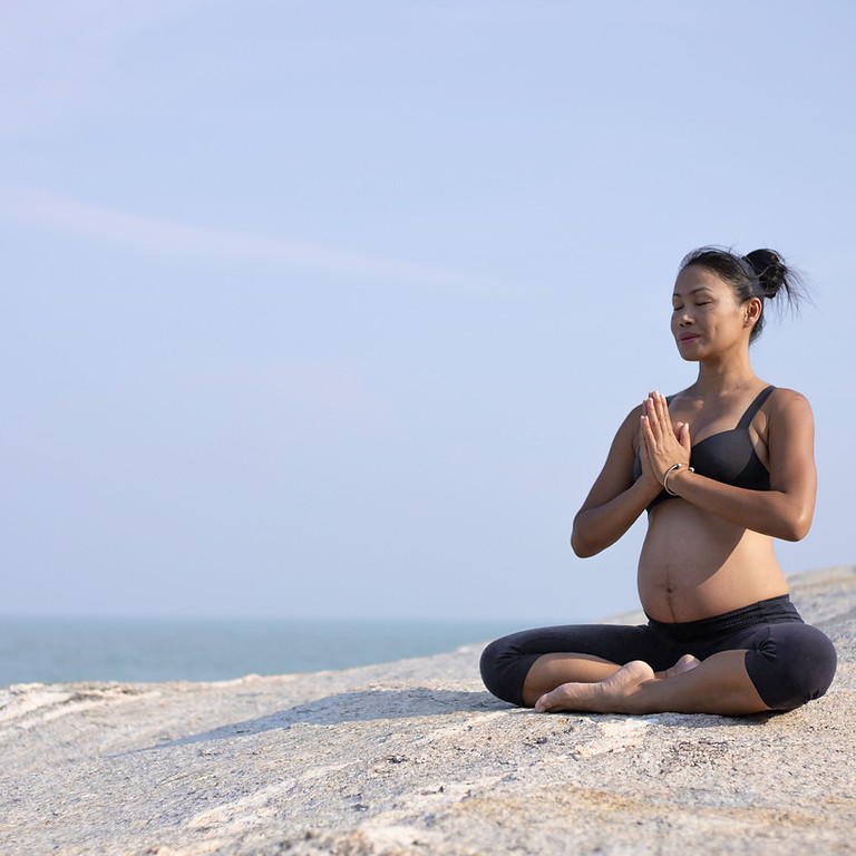 Prenatal Online Yoga Class