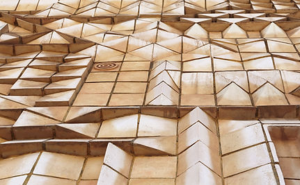 Decorative Concrete Structure