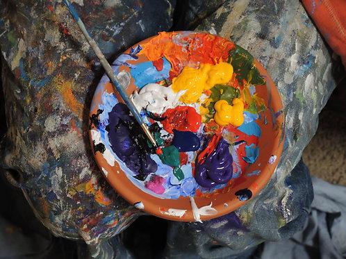 Acrylic Paintings x