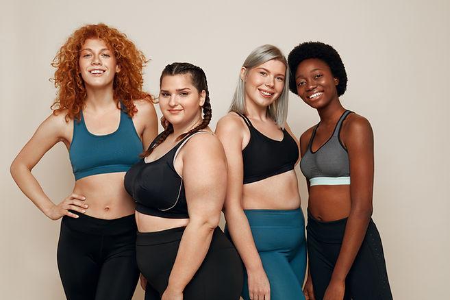 Fitness dámy