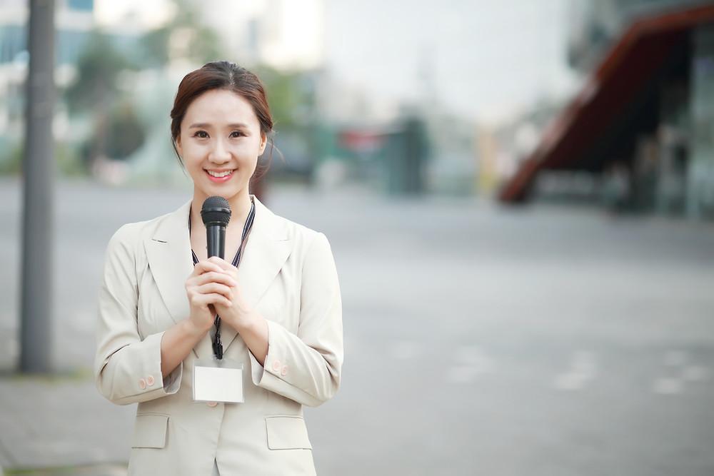 Sanae Kussakari Reporter