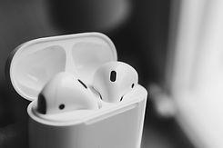 Écouteurs en cas