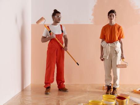 Peut on faire les travaux de peinture en étant novice ?